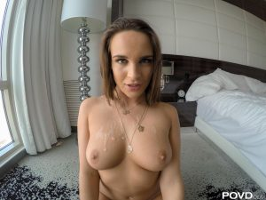 Povd Teal Conrad in Hotel Hookup