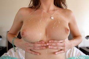 Povd Debbie Clark in Pleasure Herself 25