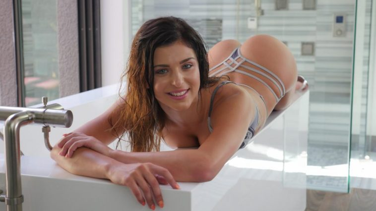 Povd Leah Gotti in Soapy Shower Slut 16
