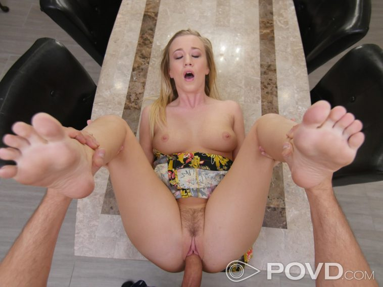 Bailey Brooke in Seduced By Student 15