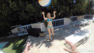 Indulging Alexa Grace at the Pool 9